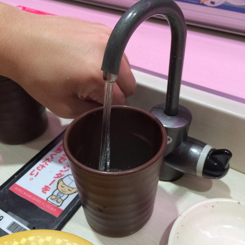Insta-green tea!
