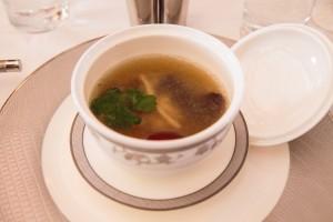 Oriental Clear Chicken Soup