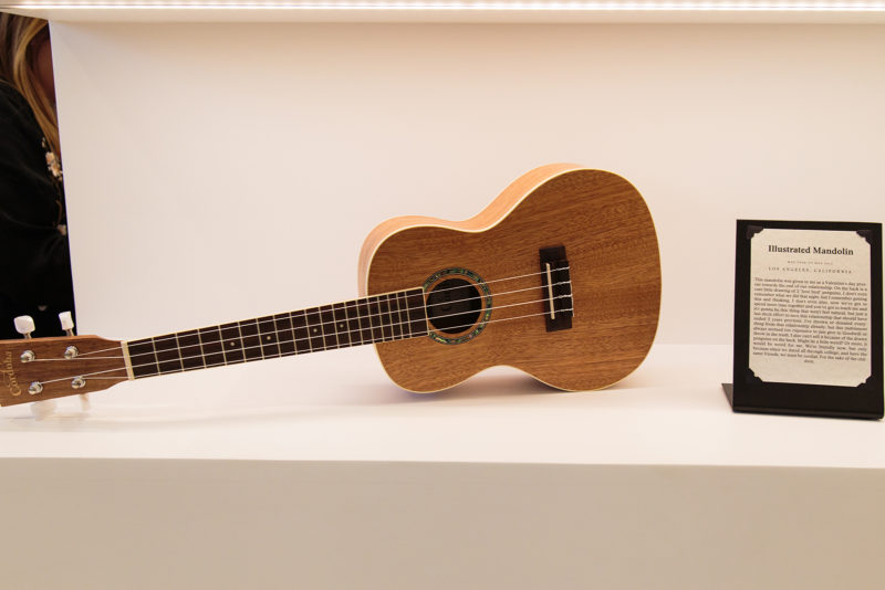 Feels like such a hipster thing, but I love ukuleles :p