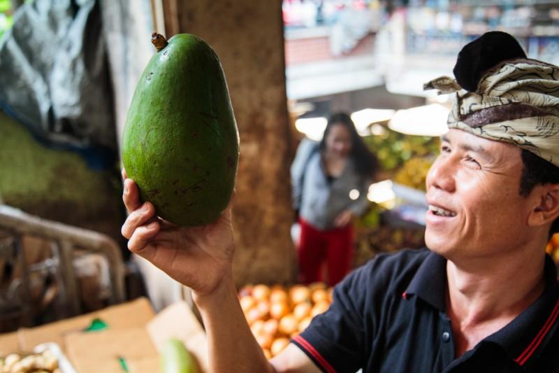 Giant avocado!