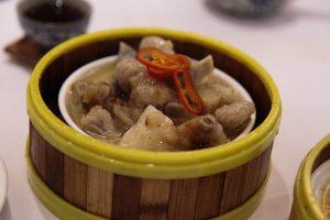 Spare ribs (pai gwut)